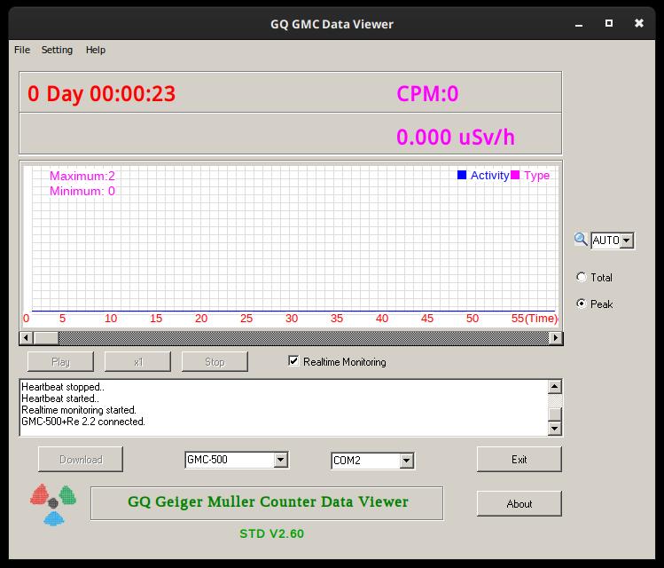 Data Viewer Screenshot